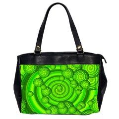 Magic Balls Oversize Office Handbag (two Sides) by Siebenhuehner