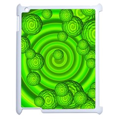 Magic Balls Apple Ipad 2 Case (white) by Siebenhuehner