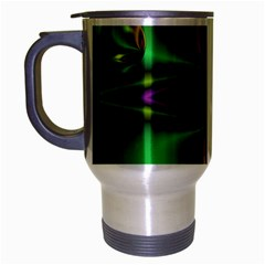 Magic Balls Travel Mug (silver Gray) by Siebenhuehner