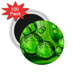 Magic Balls 2.25  Button Magnet (100 pack) Front