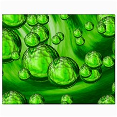 Magic Balls Canvas 8  X 10  (unframed) by Siebenhuehner