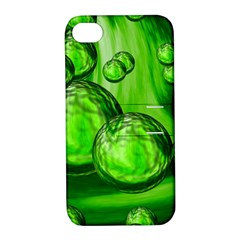 Magic Balls Apple Iphone 4/4s Hardshell Case With Stand by Siebenhuehner