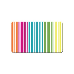 Color Fun Magnet (name Card)