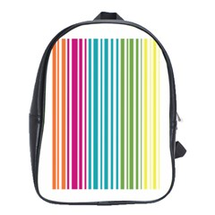 Color Fun School Bag (large)