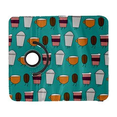 Time For Coffee Samsung Galaxy S  Iii Flip 360 Case by PaolAllen
