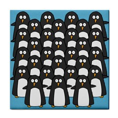 Penguin Group Ceramic Tile