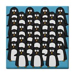 Penguin Group Ceramic Tile Front