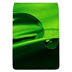 Green Drop Removable Flap Cover (large) by Siebenhuehner