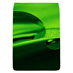 Green Drop Removable Flap Cover (small) by Siebenhuehner