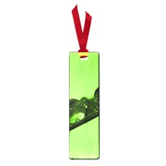 Green Drops Small Bookmark by Siebenhuehner