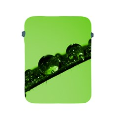 Green Drops Apple Ipad 2/3/4 Protective Soft Case by Siebenhuehner