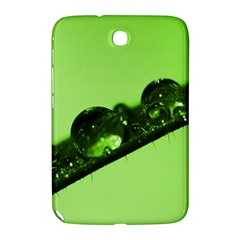 Green Drops Samsung Galaxy Note 8 0 N5100 Hardshell Case