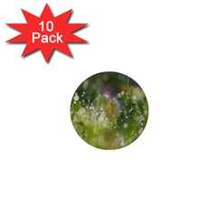Drops 1  Mini Button Magnet (10 Pack) by Siebenhuehner