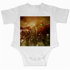 Waterdrops Infant Bodysuit by Siebenhuehner