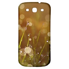Waterdrops Samsung Galaxy S3 S Iii Classic Hardshell Back Case by Siebenhuehner