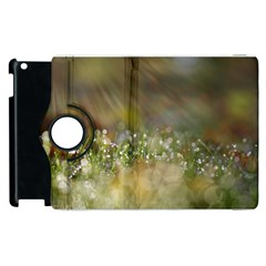 Sundrops Apple Ipad 3/4 Flip 360 Case by Siebenhuehner