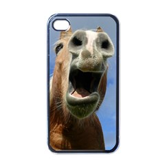 Haflinger  Apple Iphone 4 Case (black) by Siebenhuehner