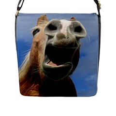 Haflinger  Flap Closure Messenger Bag (large) by Siebenhuehner