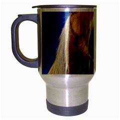 Haflinger  Travel Mug (silver Gray) by Siebenhuehner