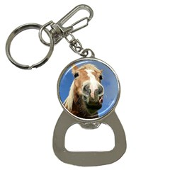 Haflinger  Bottle Opener Key Chain by Siebenhuehner