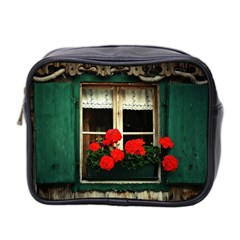 Window Mini Travel Toiletry Bag (two Sides) by Siebenhuehner