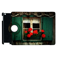 Window Apple Ipad 3/4 Flip 360 Case by Siebenhuehner