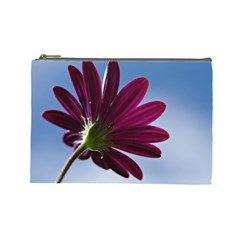 Daisy Cosmetic Bag (large) by Siebenhuehner