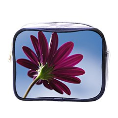 Daisy Mini Travel Toiletry Bag (one Side) by Siebenhuehner