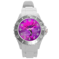 Osterspermum Plastic Sport Watch (large) by Siebenhuehner
