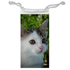 Young Cat Jewelry Bag by Siebenhuehner