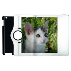 Young Cat Apple Ipad 2 Flip 360 Case by Siebenhuehner