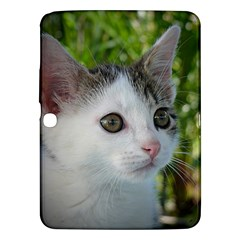 Young Cat Samsung Galaxy Tab 3 (10 1 ) P5200 Hardshell Case