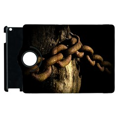 Chain Apple Ipad 3/4 Flip 360 Case by Siebenhuehner