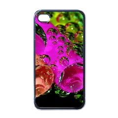 Tubules Apple Iphone 4 Case (black) by Siebenhuehner