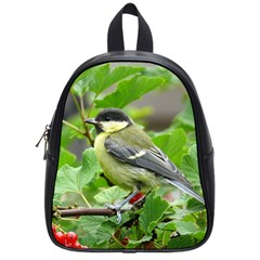 Songbird School Bag (small) by Siebenhuehner