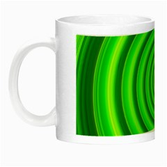 Modern Art Glow In The Dark Mug by Siebenhuehner