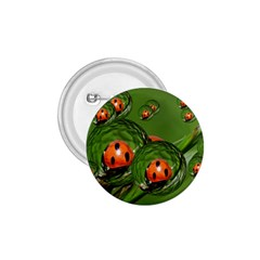 Ladybird 1 75  Button by Siebenhuehner