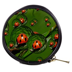Ladybird Mini Makeup Case by Siebenhuehner