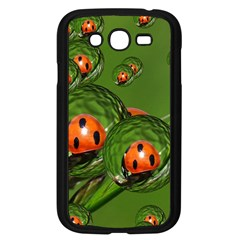 Ladybird Samsung Galaxy Grand Duos I9082 Case (black) by Siebenhuehner