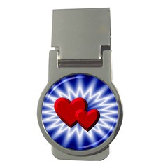 Love Money Clip (round) by Siebenhuehner