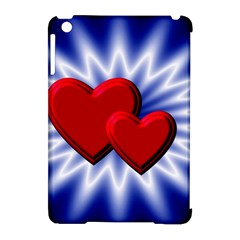 Love Apple Ipad Mini Hardshell Case (compatible With Smart Cover) by Siebenhuehner