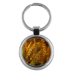 Field Key Chain (round) by Siebenhuehner