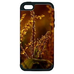 Field Apple Iphone 5 Hardshell Case (pc+silicone) by Siebenhuehner