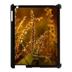 Field Apple Ipad 3/4 Case (black) by Siebenhuehner