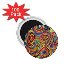 Modern  1 75  Button Magnet (100 Pack) by Siebenhuehner
