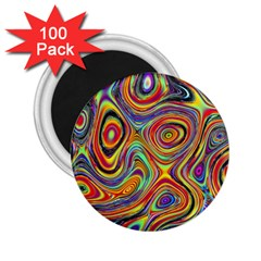 Modern  2 25  Button Magnet (100 Pack) by Siebenhuehner