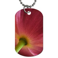 Poppy Dog Tag (two Sided)  by Siebenhuehner