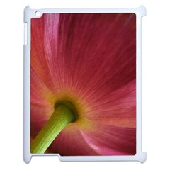 Poppy Apple Ipad 2 Case (white) by Siebenhuehner