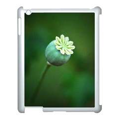 Poppy Capsules Apple Ipad 3/4 Case (white) by Siebenhuehner