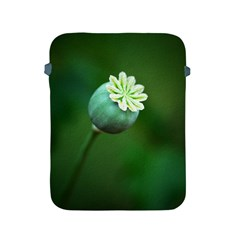Poppy Capsules Apple Ipad 2/3/4 Protective Soft Case by Siebenhuehner